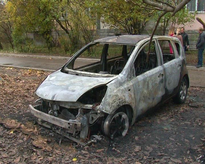Симферопольские поджигатели машин рассказали в полиции, зачем они это делали (ФОТО) (фото) - фото 1