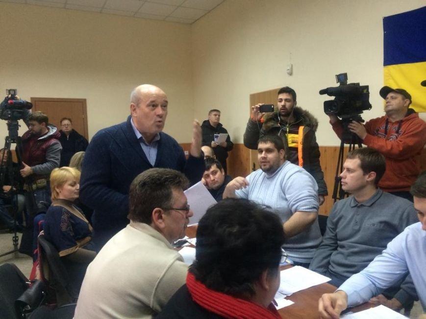 Мариупольская теркомиссия заступилась за избирателей, попросив ЦИК разрешить агитацию (ФОТО, Видео), фото-1