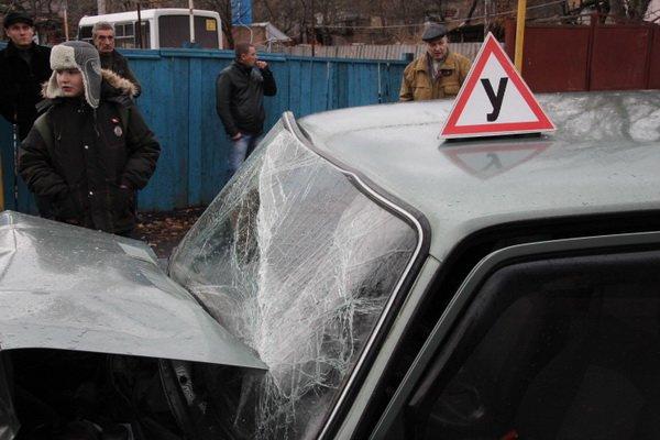 В Кировограде случилось серьезное ДТП. ФОТО (фото) - фото 1
