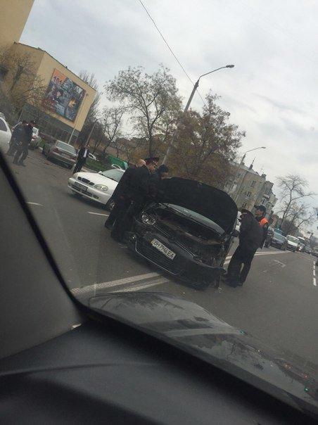 В Одессе на Молдаванке произошла серьезная авария (ФОТО) (фото) - фото 1