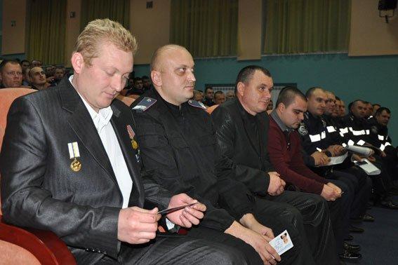 В Полтаві 130 правоохоронців отримали посвідчення учасника АТО (фото) - фото 6