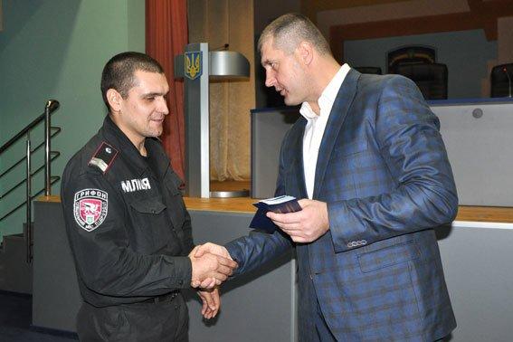 В Полтаві 130 правоохоронців отримали посвідчення учасника АТО (фото) - фото 2