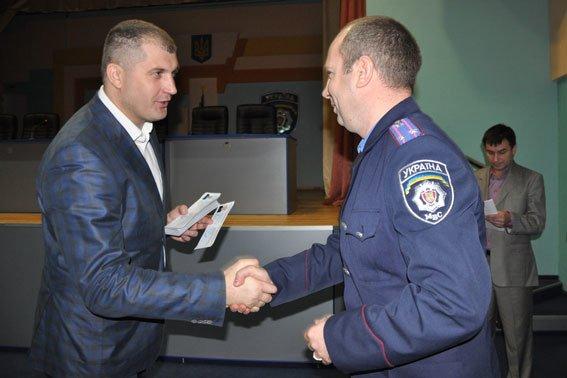 В Полтаві 130 правоохоронців отримали посвідчення учасника АТО (фото) - фото 4