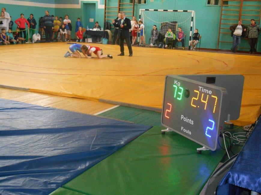 В Славянске открылся ХІІІ Всеукраинский турнир по вольной борьбе «Торские игры» (фото) - фото 2