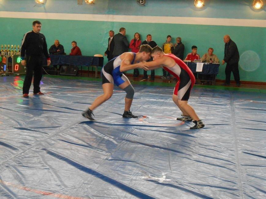 В Славянске открылся ХІІІ Всеукраинский турнир по вольной борьбе «Торские игры» (фото) - фото 4