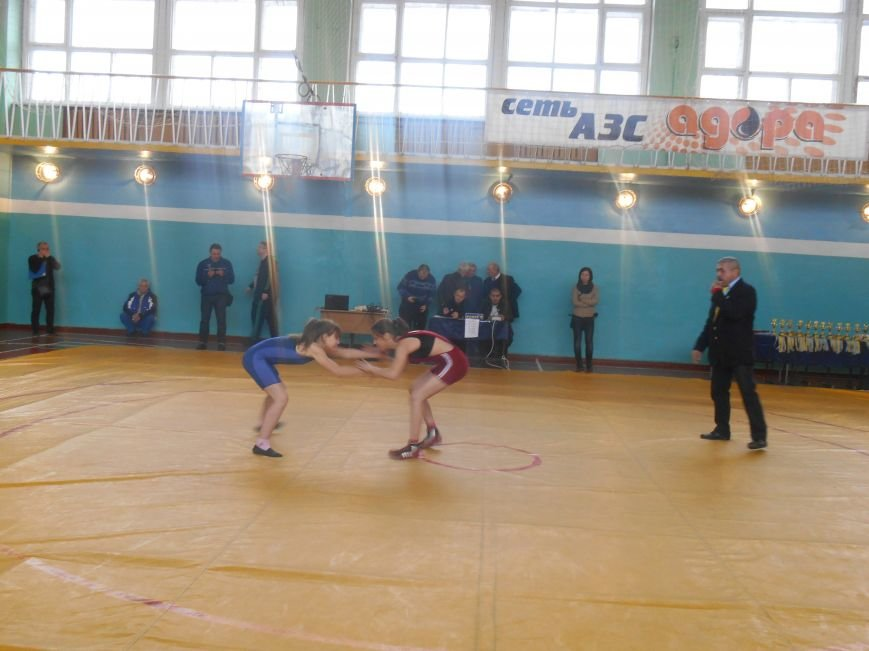В Славянске открылся ХІІІ Всеукраинский турнир по вольной борьбе «Торские игры» (фото) - фото 5