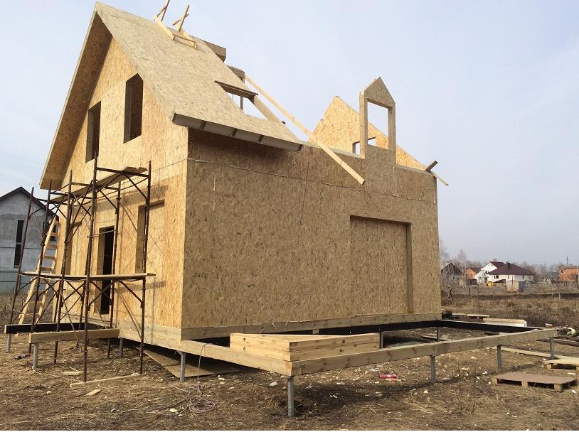 Построить энергосберегающий дом из сип панелей в Сумах можно быстро и недорого. (фото) - фото 3