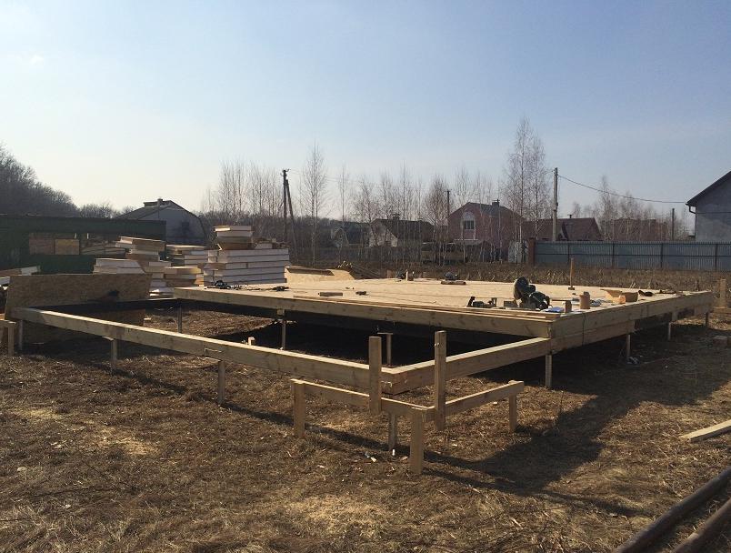 Построить энергосберегающий дом из сип панелей в Сумах можно быстро и недорого. (фото) - фото 1