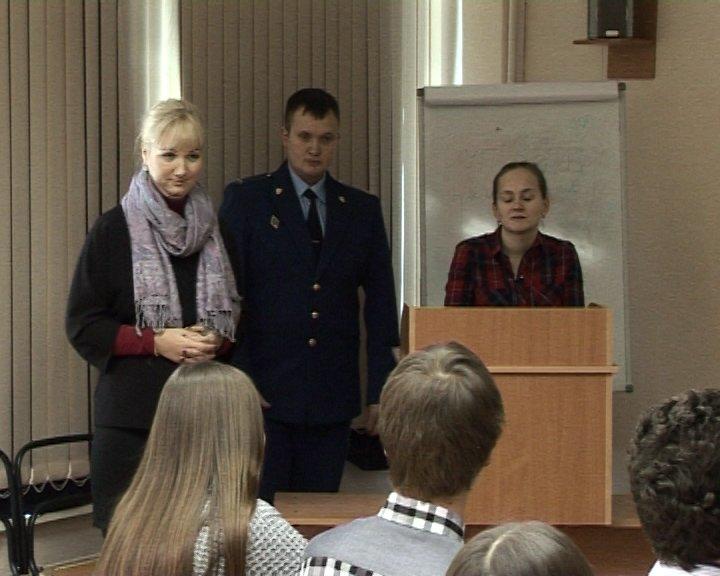 В Политехническом лицее «Эрудит» отметили Всероссийский день правовой помощи детям (фото) - фото 1