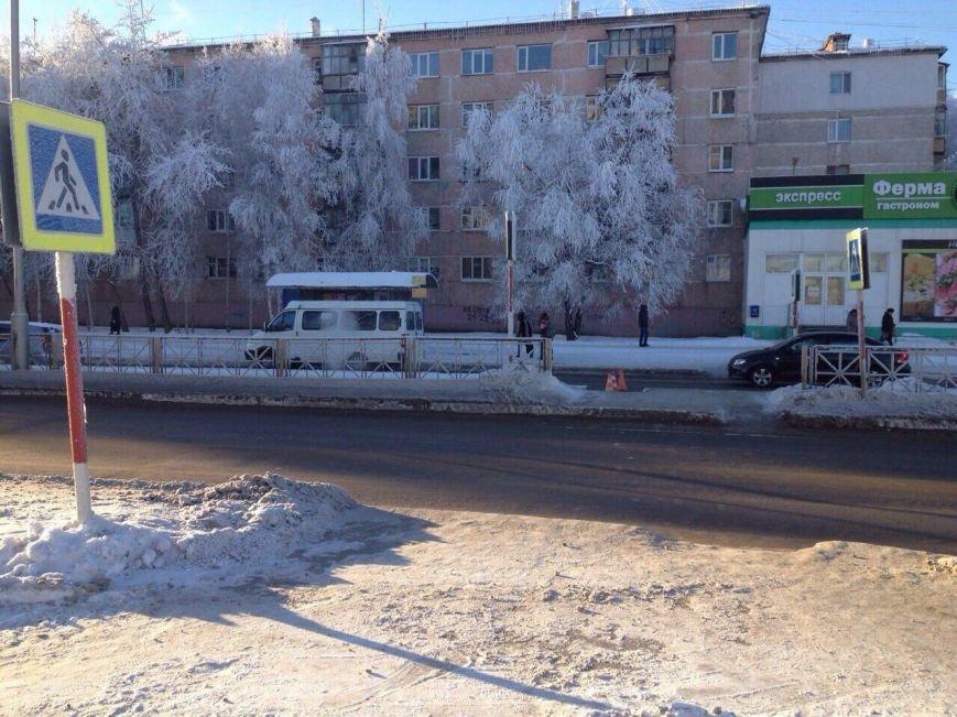 В нижневартовске опять сбили пешехода (фото) - фото 3