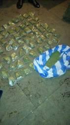 Выращенную под Кривым Рогом «траву» наркоторговец пытался реализовать в Днепропетровске (ФОТО) (фото) - фото 1