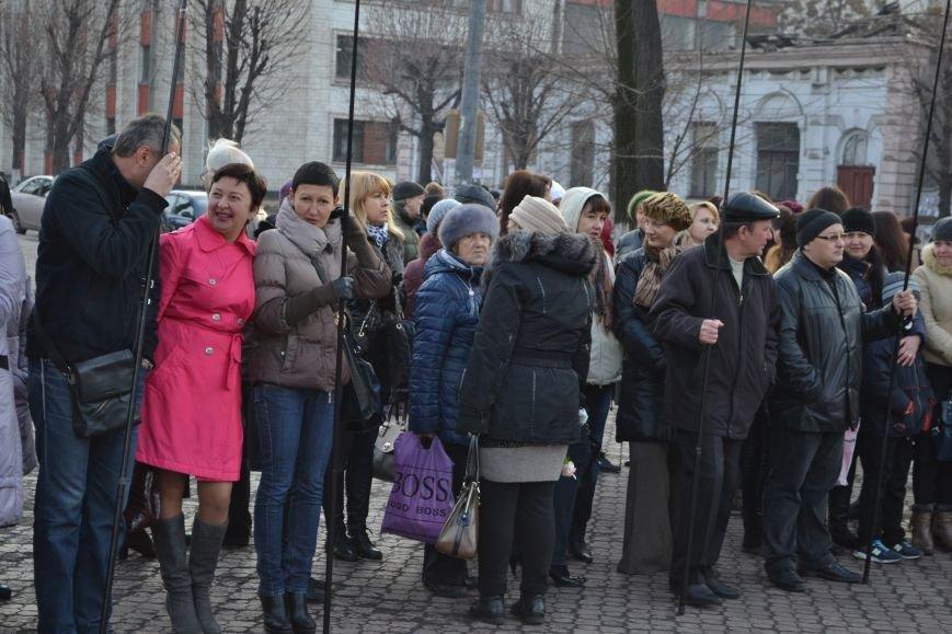 В Днепродзержинске прошел митинг по случаю Дня Достоинства и Свободы, фото-2