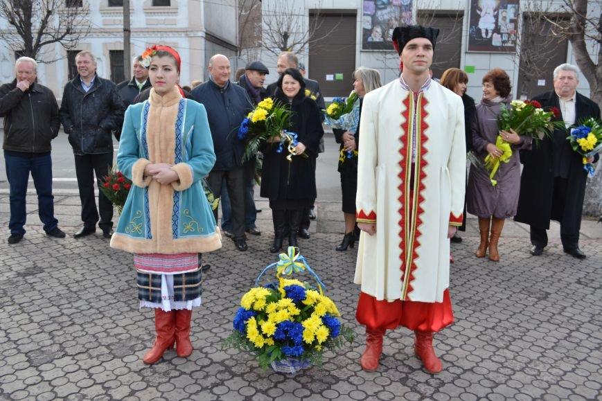 В Днепродзержинске прошел митинг по случаю Дня Достоинства и Свободы, фото-6