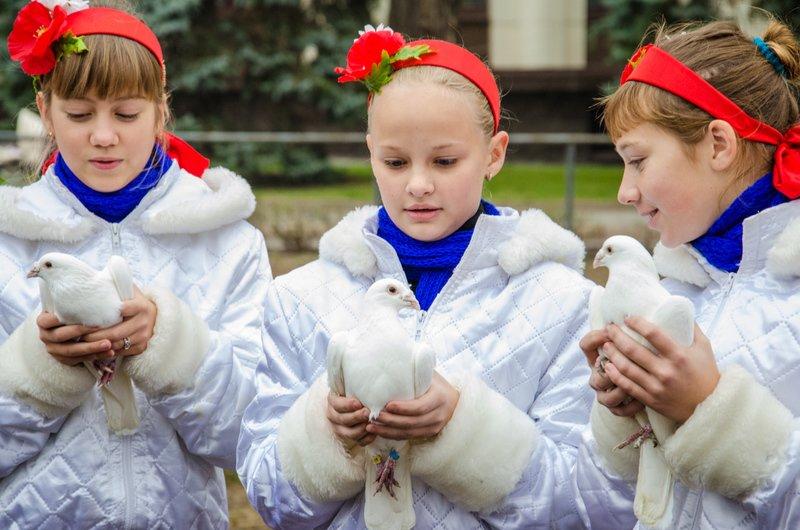 Днепропетровщина чтит память тех, кто отдал жизнь за достоинство и свободу Украины (ФОТО) (фото) - фото 7