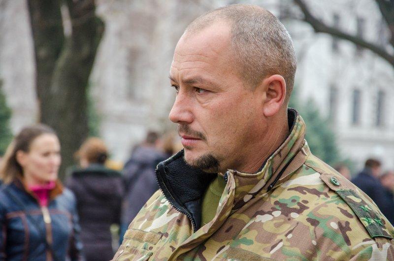 Днепропетровщина чтит память тех, кто отдал жизнь за достоинство и свободу Украины (ФОТО) (фото) - фото 9