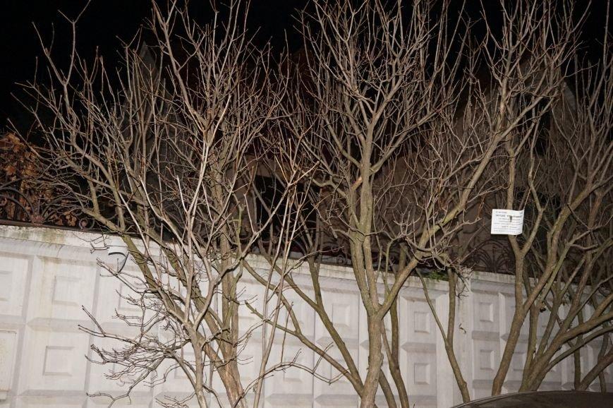 «Хворий мер - хворе місто»:  Автомайдан Кривого Рога наведался «в гости» к Юрию Вилкулу (ФОТО, ОБНОВЛЕНО) (фото) - фото 1