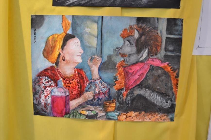 В Днепродзержинске прошел фестиваль семейного творчества, фото-9