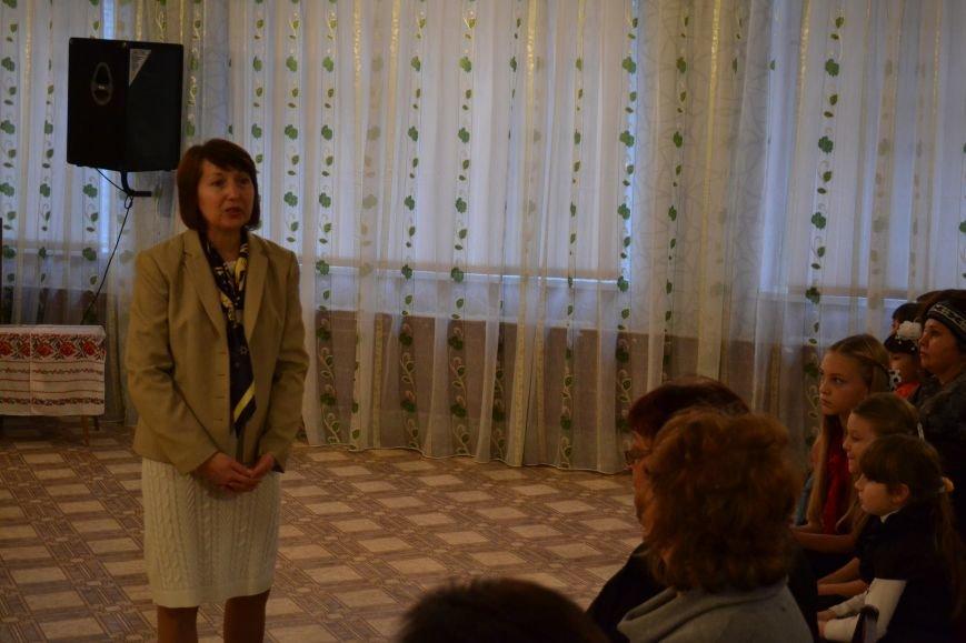 В Днепродзержинске прошел фестиваль семейного творчества, фото-14