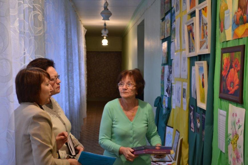 В Днепродзержинске прошел фестиваль семейного творчества, фото-8