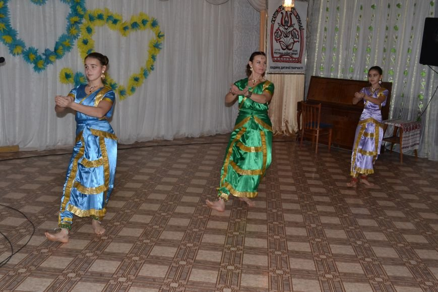 В Днепродзержинске прошел фестиваль семейного творчества, фото-28