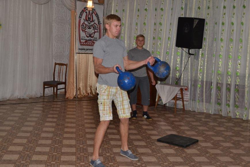 В Днепродзержинске прошел фестиваль семейного творчества, фото-33