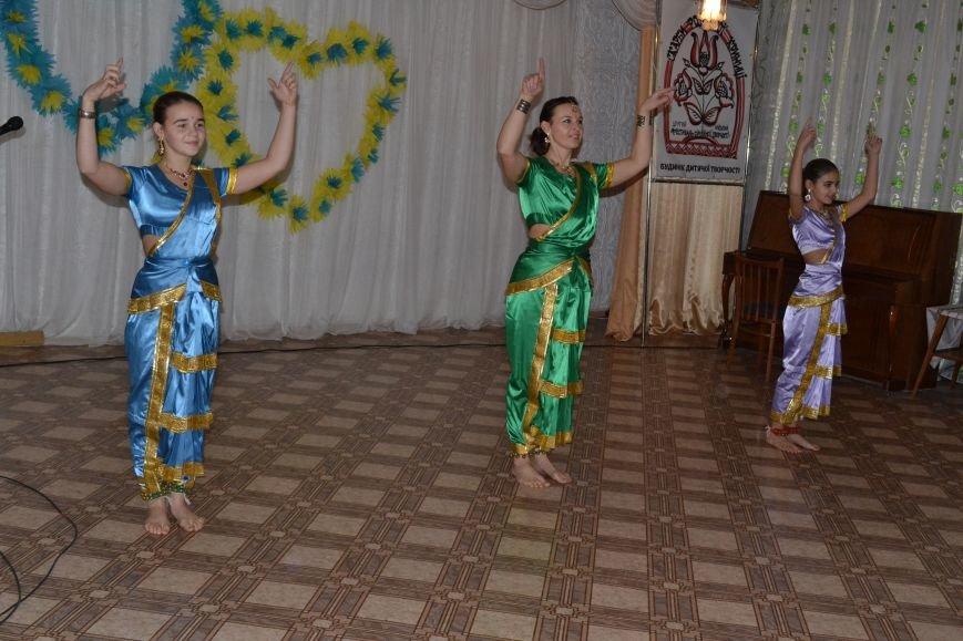 В Днепродзержинске прошел фестиваль семейного творчества, фото-30