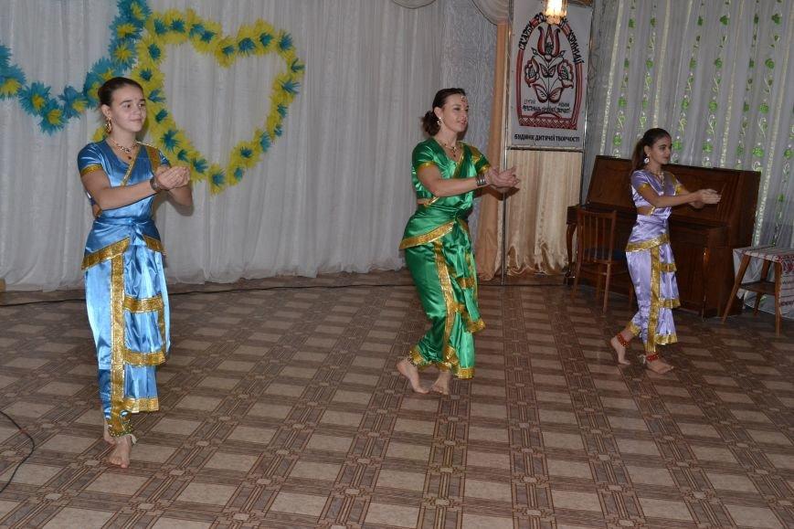 В Днепродзержинске прошел фестиваль семейного творчества, фото-29