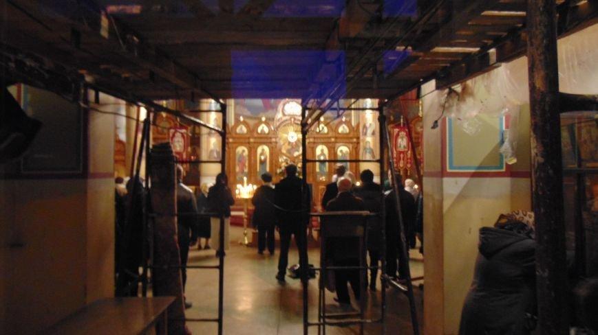 Православные христиане праздновали начало зимы в Михайлов день под звон колоколов (ФОТО+ВИДЕО) (фото) - фото 1