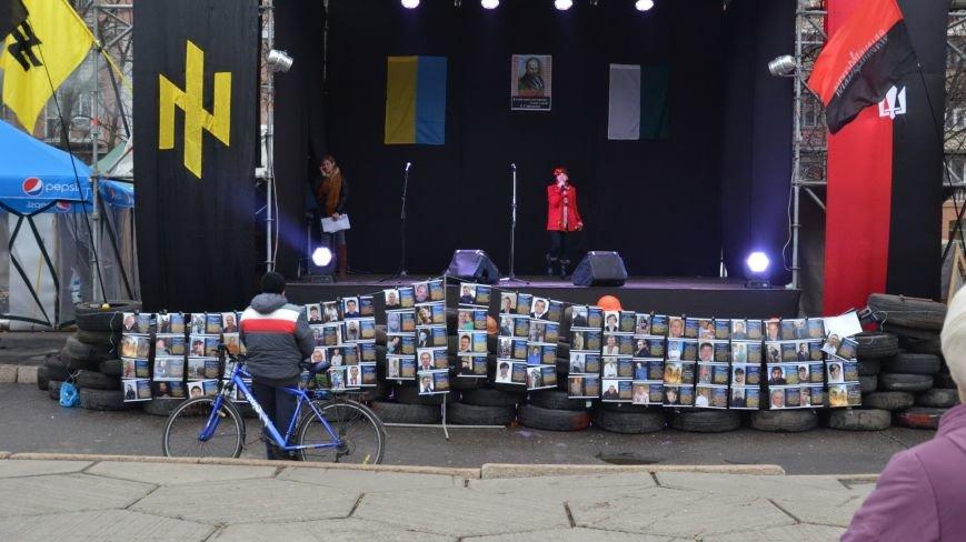 Полтавський Майдан продовжує боротьбу за Свободу та Гідність (ВІДЕО), фото-1