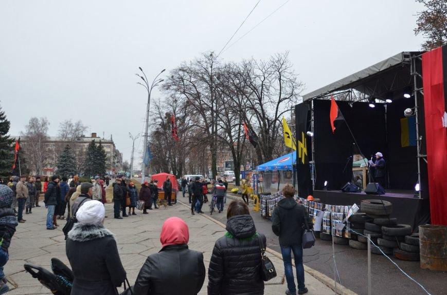 Полтавський Майдан продовжує боротьбу за Свободу та Гідність (ВІДЕО), фото-3