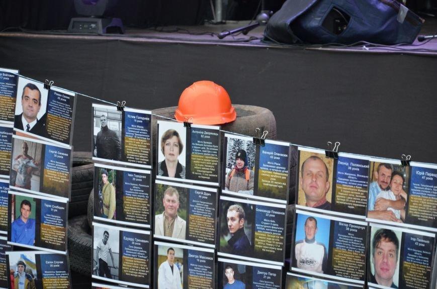 Полтавський Майдан продовжує боротьбу за Свободу та Гідність (ВІДЕО), фото-2