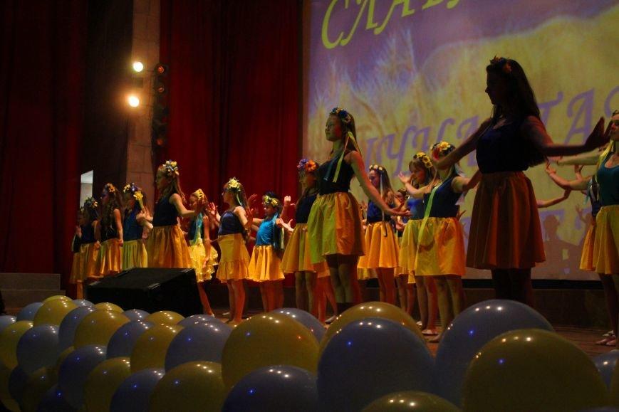 В Днепродзержинске состоялся концерт для ветеранов АТО, фото-1