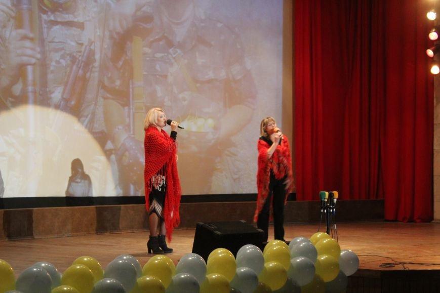 В Днепродзержинске состоялся концерт для ветеранов АТО, фото-10