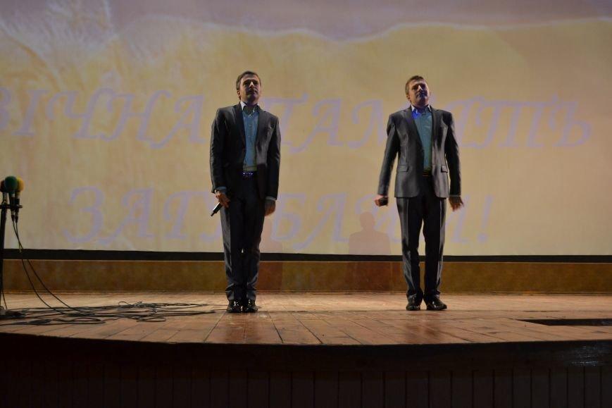 В Днепродзержинске состоялся концерт для ветеранов АТО, фото-17