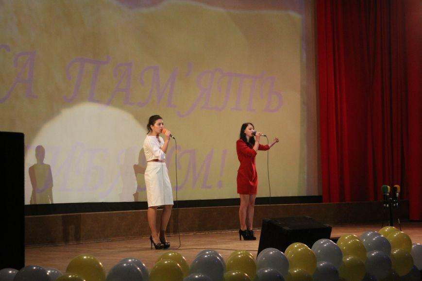 В Днепродзержинске состоялся концерт для ветеранов АТО, фото-11
