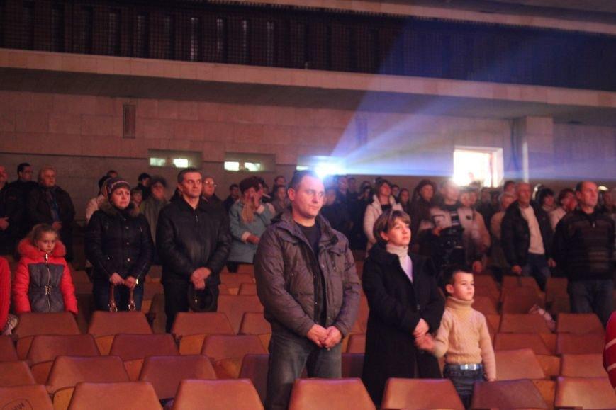 В Днепродзержинске состоялся концерт для ветеранов АТО, фото-26