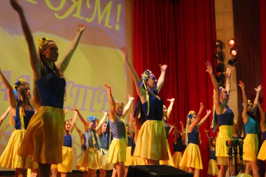 В Днепродзержинске состоялся концерт для ветеранов АТО, фото-3