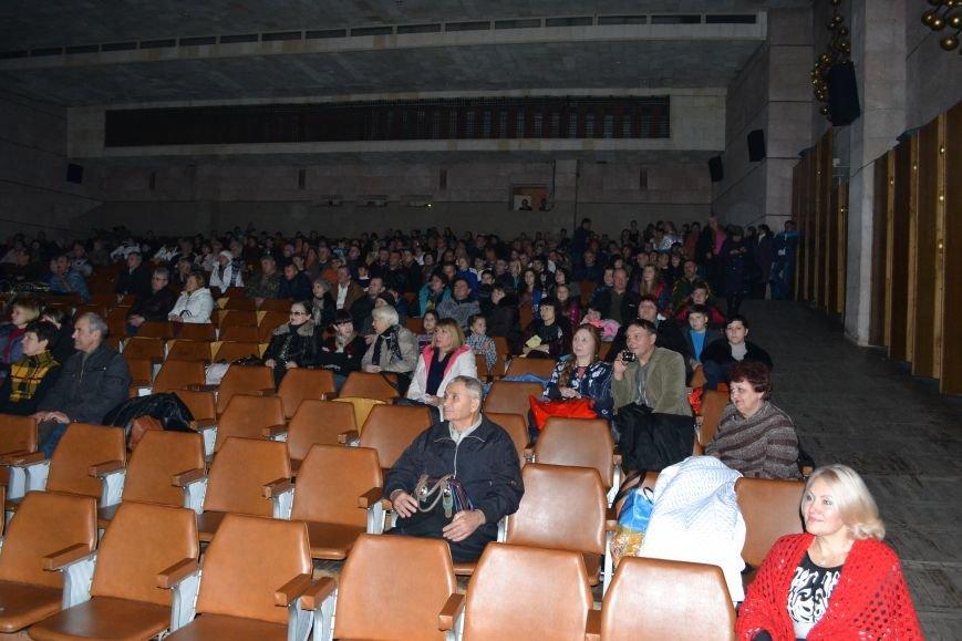 В Днепродзержинске состоялся концерт для ветеранов АТО, фото-27