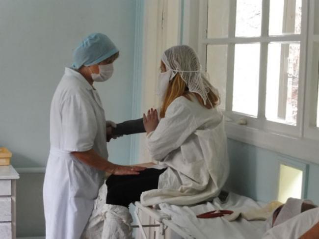Полицейские Черниговской области сдали кровь на лечение своих коллег из зоны АТО (фото) - фото 1