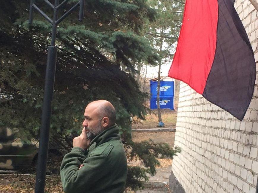 Бойцы «Правого сектора» сменили базу под Мариуполем и отпраздновали годовщину (ФОТО, ВИДЕО), фото-5