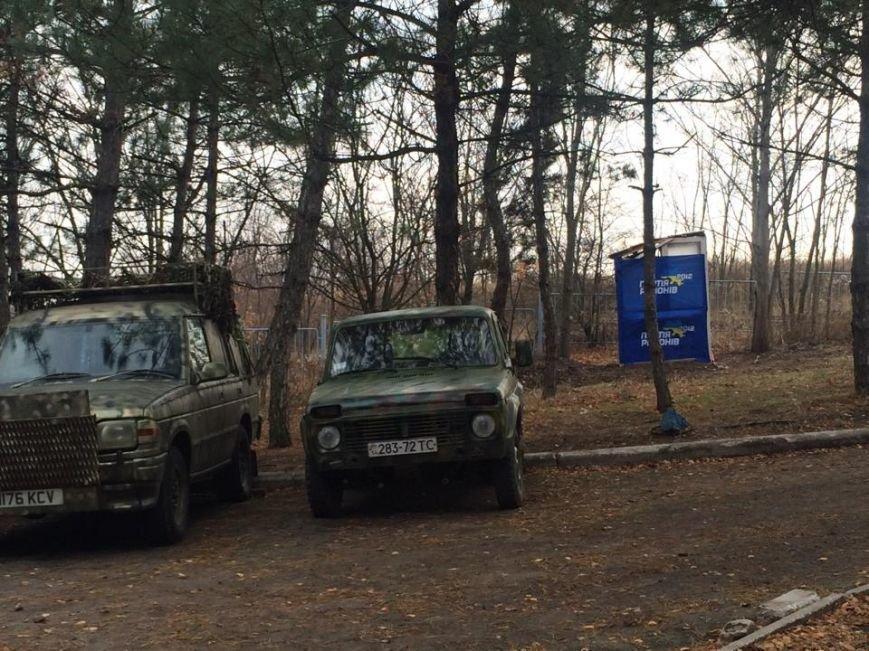 Бойцы «Правого сектора» сменили базу под Мариуполем и отпраздновали годовщину (ФОТО, ВИДЕО), фото-6