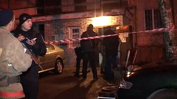 Полиция опубликовала фото и видео с места взрыва на Подоле (фото) - фото 1