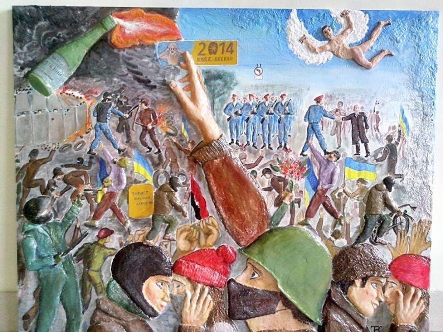 В Днепропетровске открылась выставка 3-D картин (ФОТО), фото-7