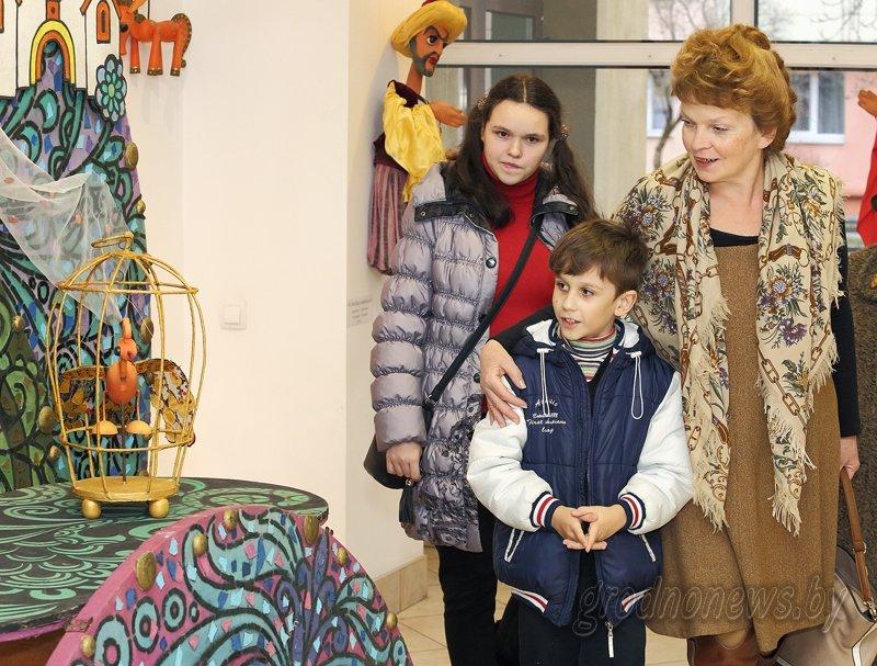 35-ти летний юбилей отпраздновал гродненский театр кукол (фото) - фото 2