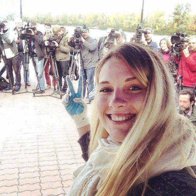 «Самое сложное - держаться на высоте», -  николаевская саблистка вошла в ТОП-30 журнала «Forbes» (ФОТО+ВИДЕО) (фото) - фото 1