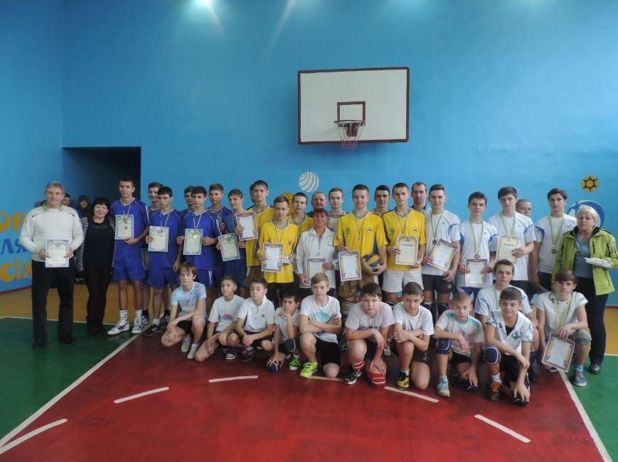 В Доброполье прошли соревнования по волейболу (ФОТО) (фото) - фото 1