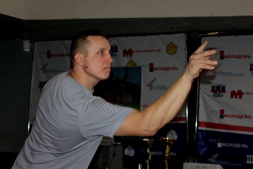 Испытание дротиками. В Белгороде прошёл чемпионат области по дартсу, фото-2
