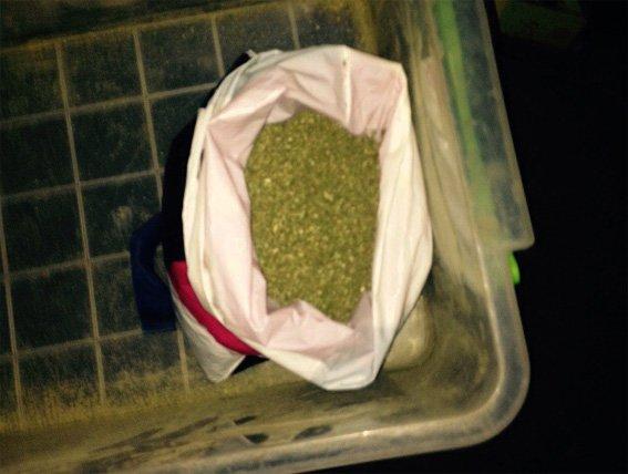 У жителя Кіровоградщини вилучено 5 кг марихуани, яку він планував збути. ФОТО (фото) - фото 1