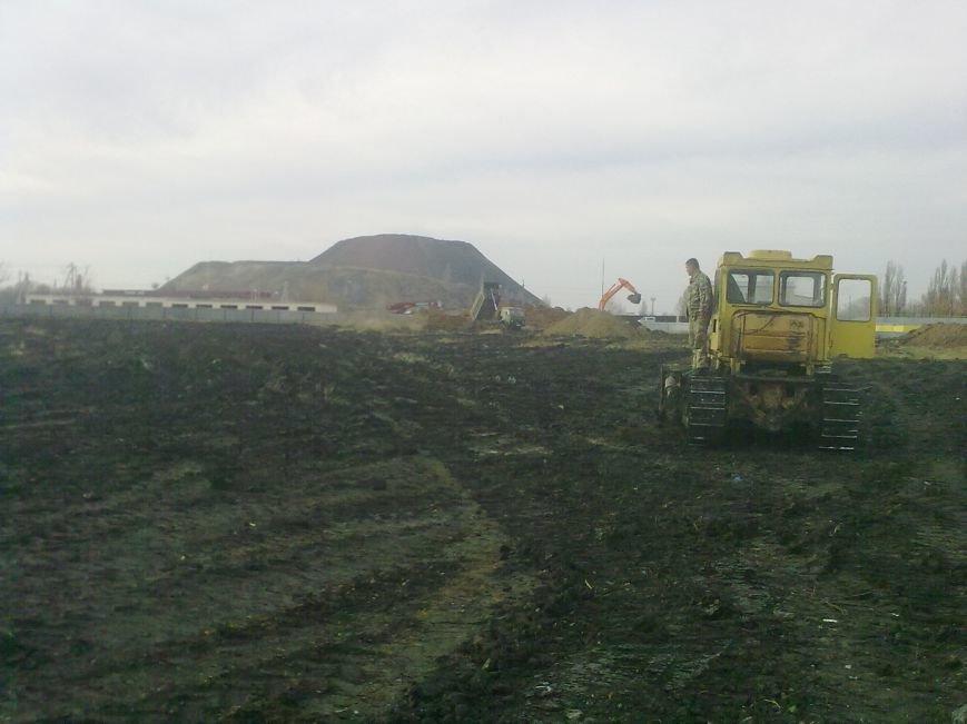 В Новошахтинске началось строительство гипермаркета «Лента» (фото) - фото 1