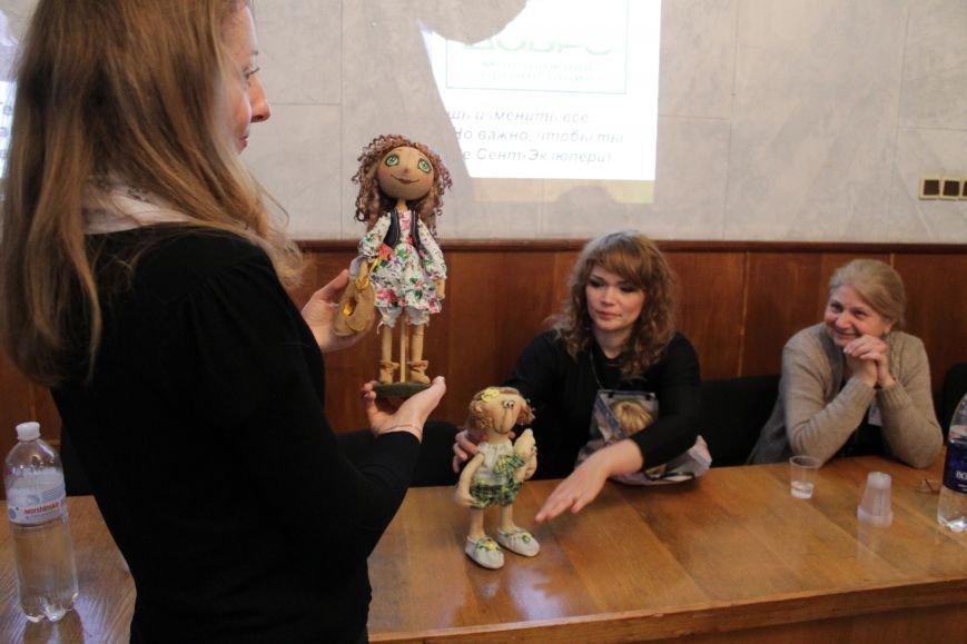 В Доброполье рассказали об усилении работоспособности перемещенных женщин (ФОТО), фото-5